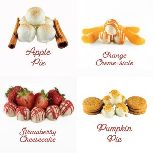 Summer TruffleMe Flavors